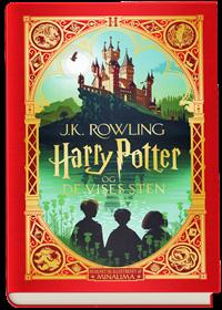 Harry Potter 1 Pragtudgave