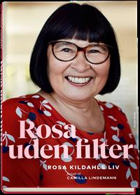 Rosa uden filter - Signeret