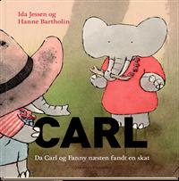 Da Carl og Fanny næsten fandt en skat