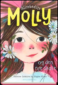 Allerbedste Molly og den nye skole