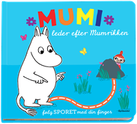 Mumi leder efter Mumrikken