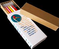 Kolibri brush pen