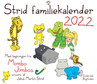 Strid familiekalender 22
