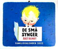 De små synger året rundt familiekalender 2022