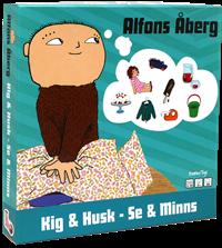 Alfons Åberg Kig og Husk