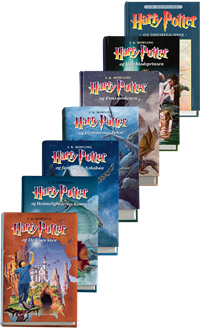 Harry Potter 1 -7