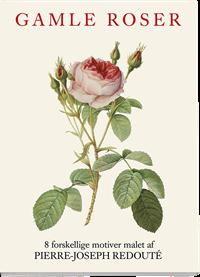 Gamle roser - kort