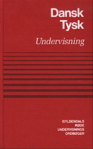Dansk-Tysk Ordbog Af Grethe Hjorth, Indbundet - køb bøger online