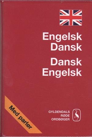 Engelsk-Dansk/Dansk-Engelsk Ordbog Af Gyldendal Ordbogsafdeling, Hæftet - køb bøger online