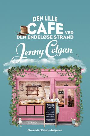 Den lille café ved den endeløse strand