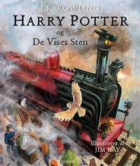 Harry Potter Illustreret 1 - Harry Potter og De Vises Sten