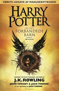Harry Potter og det forbandede barn - del et & to