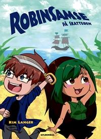 RobinSamse på Skatteøen