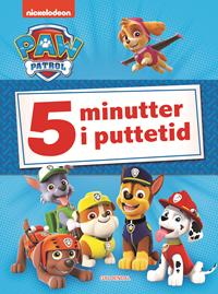 PAW Patrol - 5 minutter i puttetid