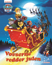PAW Patrol - Vovserne redder julen