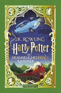 Harry Potter 2 - Harry Potter og Hemmelighedernes Kammer - pragtudgave