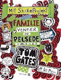 Tom Gates 12 - Familie, venner og pelsede væsner