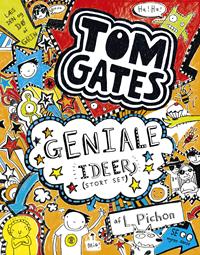 Tom Gates 4 - Geniale ideer (stort set)