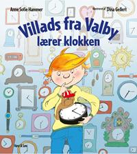 Villads fra Valby lærer klokken