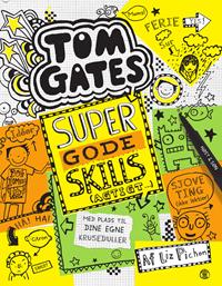 Tom Gates 10 - Supergode skills (agtigt)