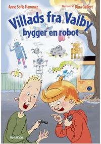 Villads fra Valby bygger en robot