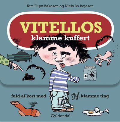 Nyhed Vitellos klamme kuffert