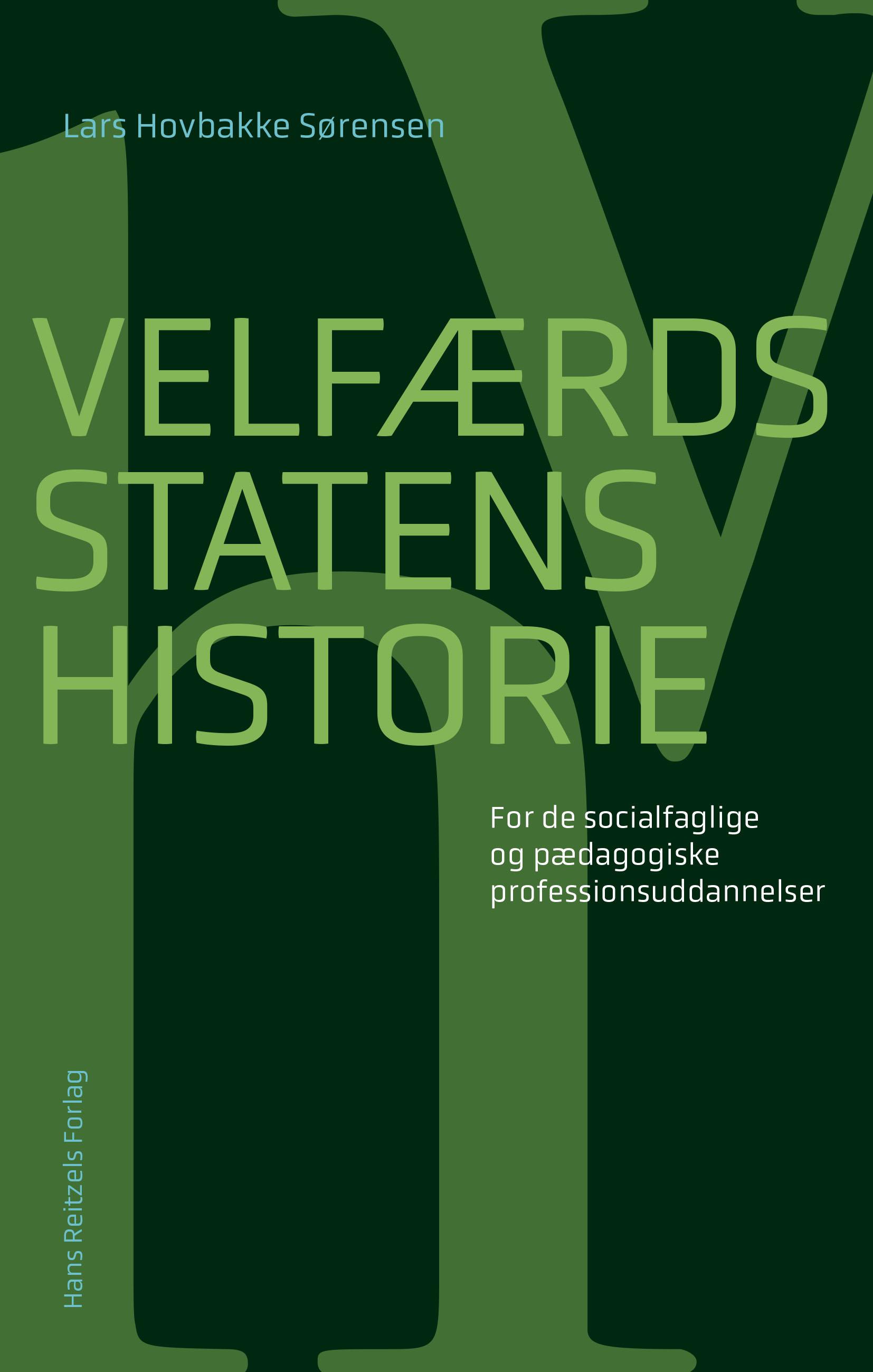 Velfærdsstatens historie