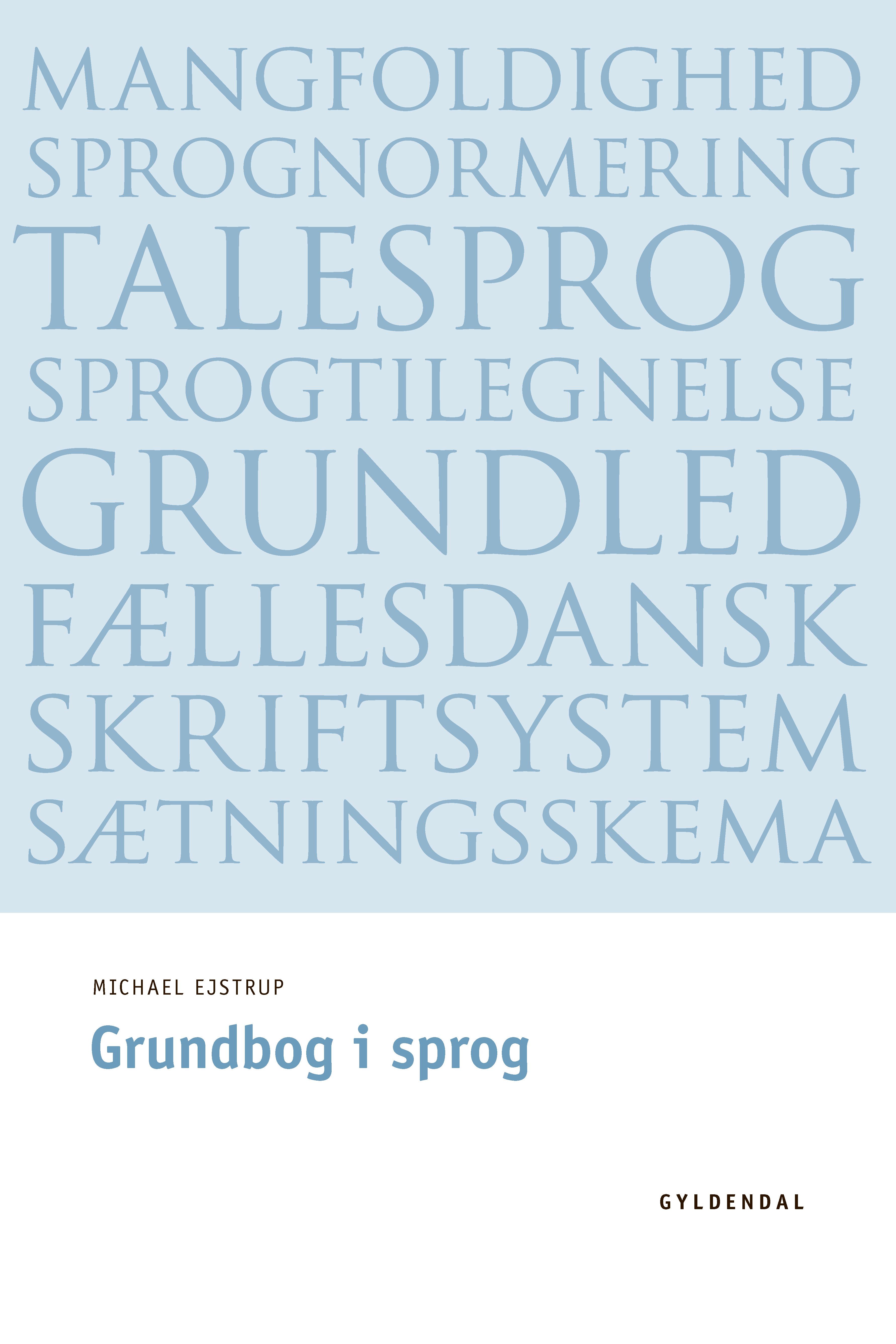 Grundbog i sprog