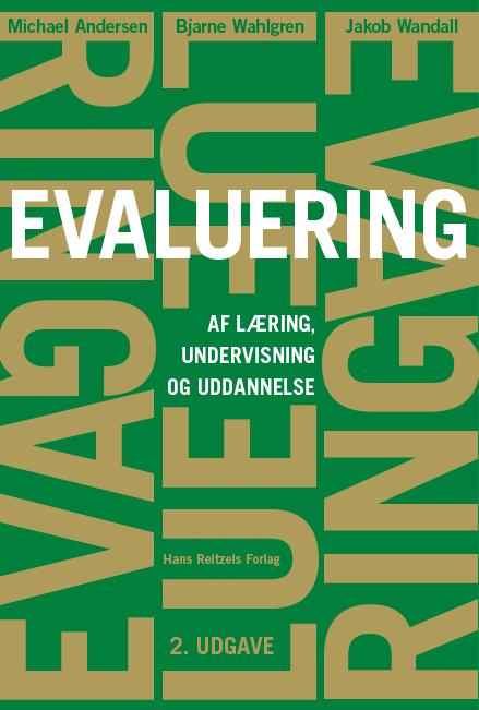 Evaluering af læring, undervisning og uddannelse, 2. udgave