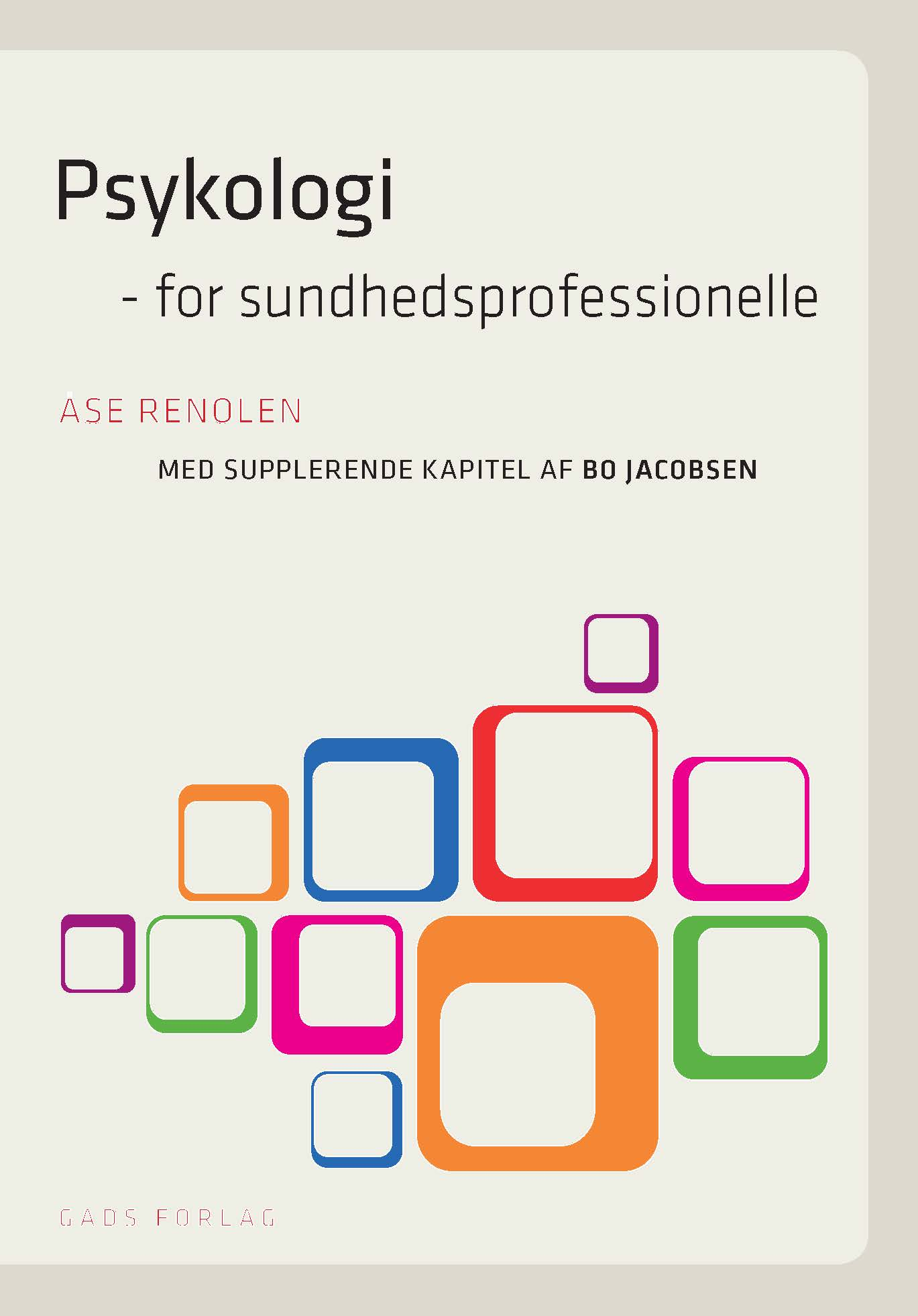 Psykologi - for sundhedsprofessionelle