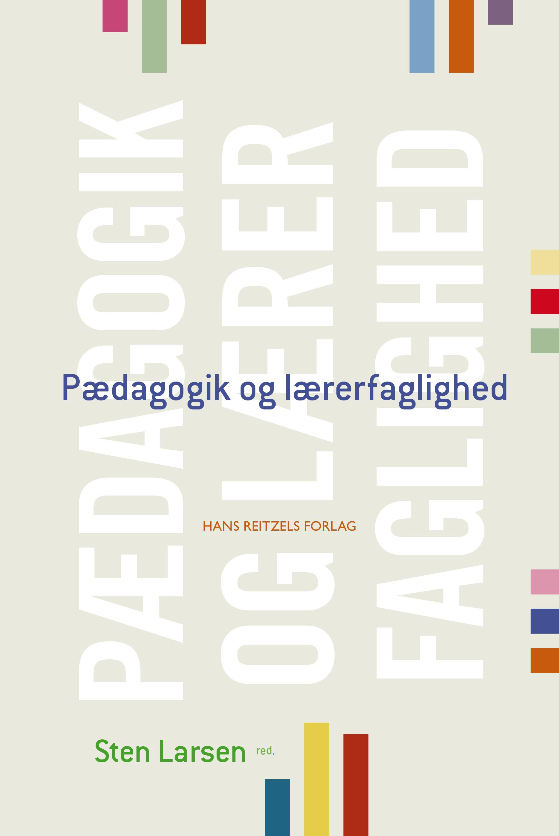 Pædagogik og lærerfaglighed