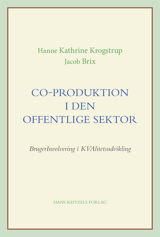 Co-produktion i den offentlige sektor