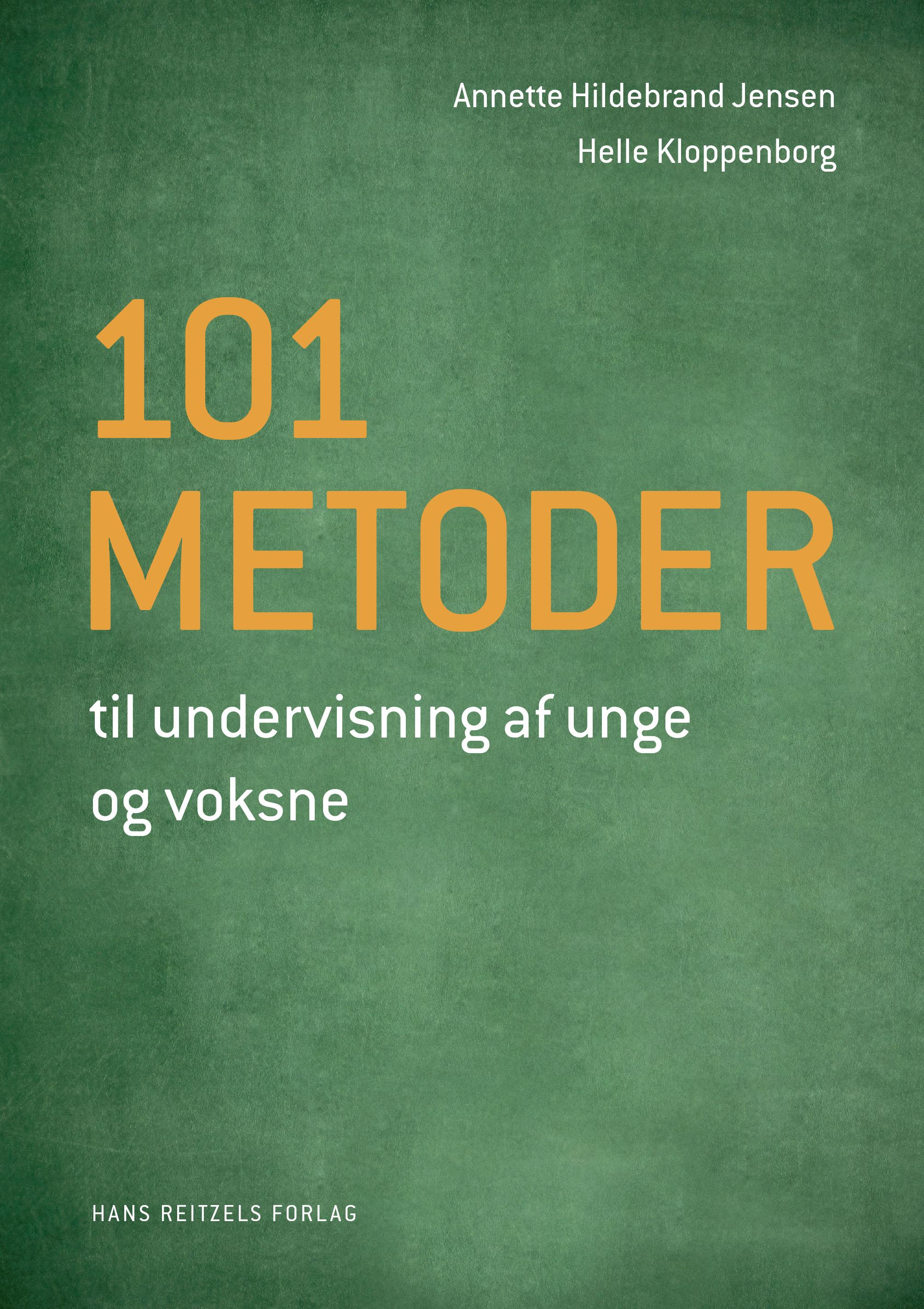 101 metoder til undervisning af unge og voksne
