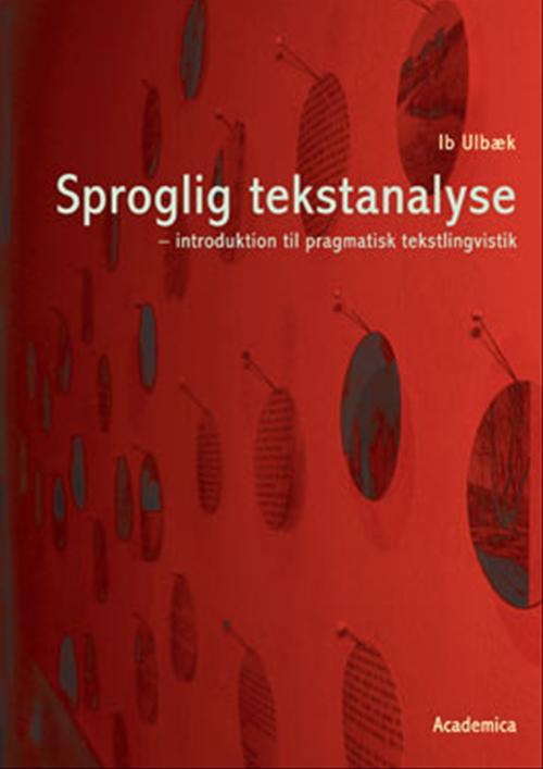 Sproglig tekstanalyse