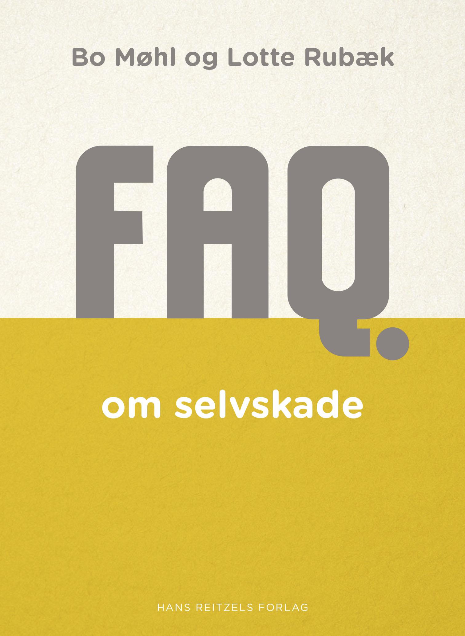 FAQ om selvskade