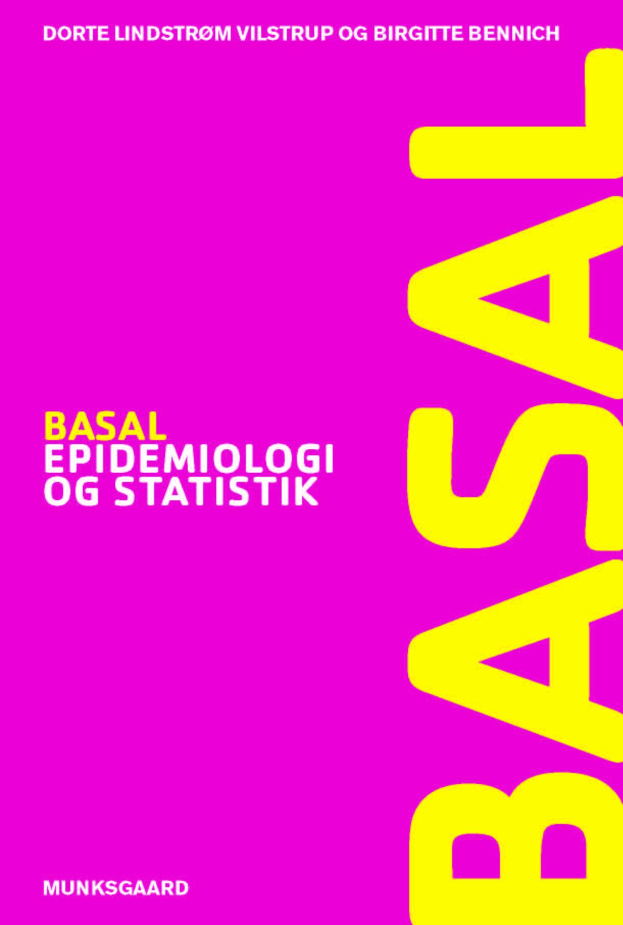Basal epidemiologi og statistik